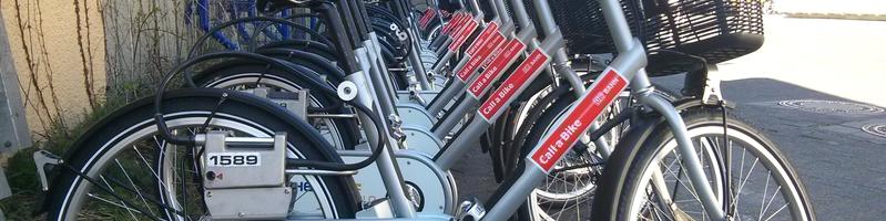 Neue HEAG Call a Bikes