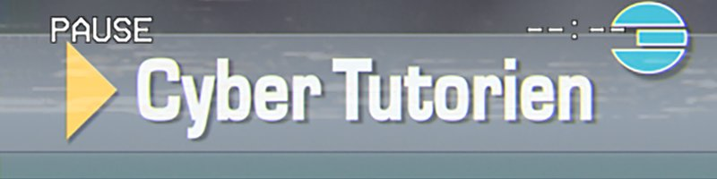 Banner/Teaser Cybertutorien WS20/21