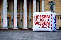 Hessen schafft Wissen ab Würfel