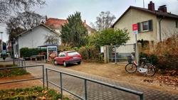 Call a Bike am Karlshof